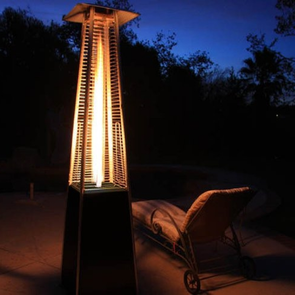 Picture of: Contemporary Outdoor Heating Lamp