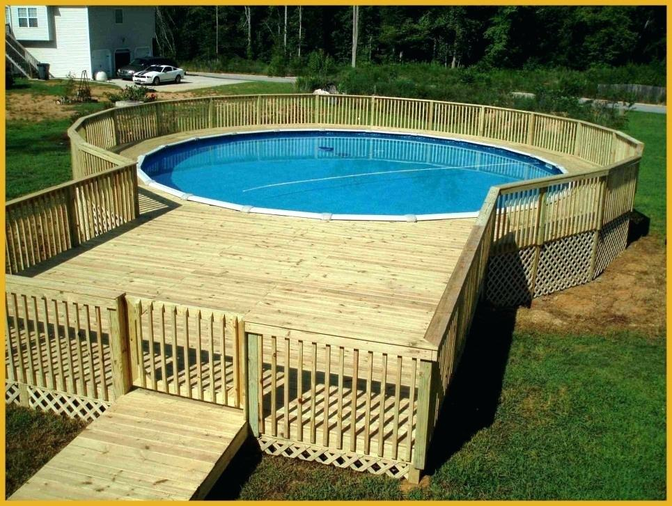 Picture of: Cool Pool Fence Ideas