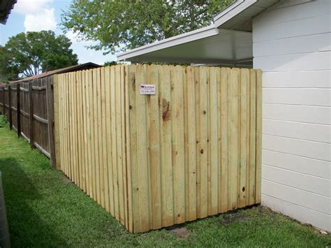 Picture of: Corner Board On Board Fence Panels