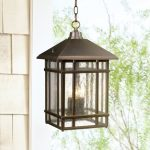Craftsman Outdoor Lighting Art