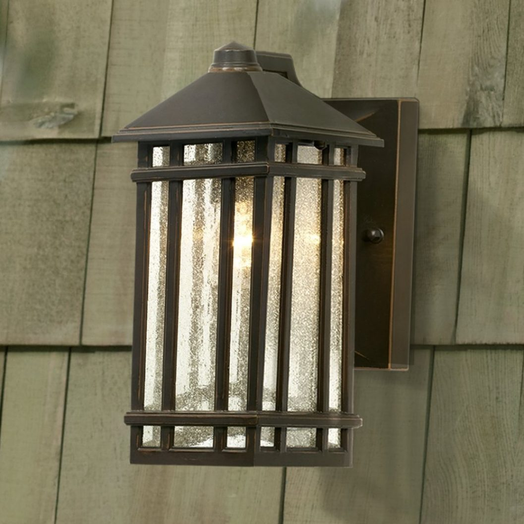 Picture of: Craftsman Outdoor Lighting Sconces
