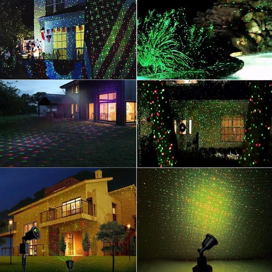 Picture of: Creating Outdoor Christmas Laser Lights