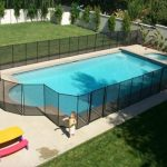 Creative Pool Fence Ideas