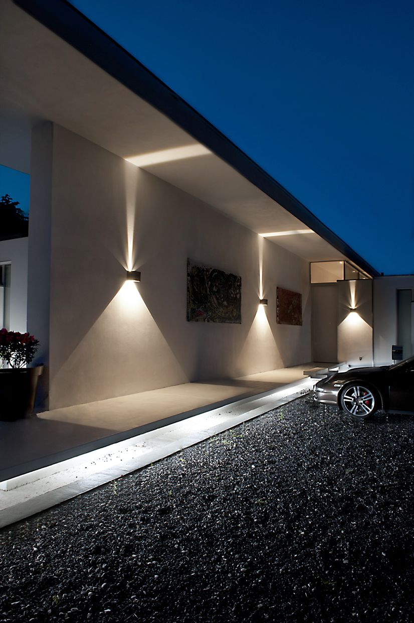Picture of: Cube Outdoor Led Light