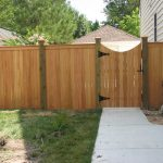 Curved Wood Fence Gate Hardware