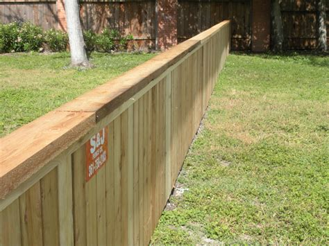 Picture of: Custom 4 Ft Wood Fence