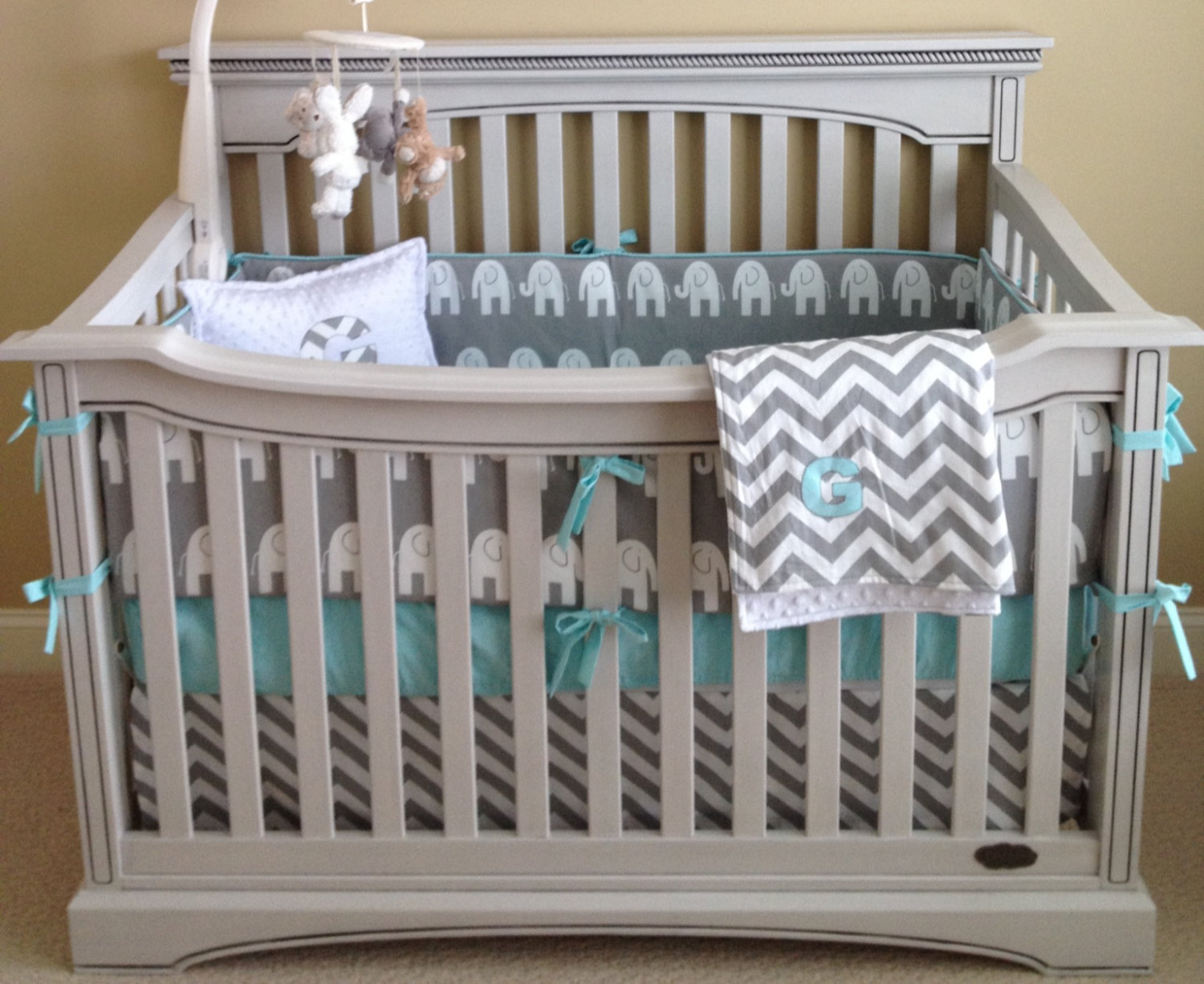 Custom Bedding Sets For Cribs