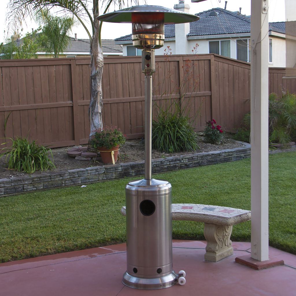 Picture of: Custom Outdoor Heating Lamp