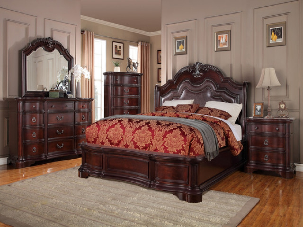 Custom Room Place Bedroom Sets