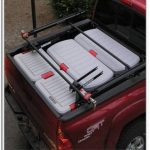Custom Truck Bed Storage Containers