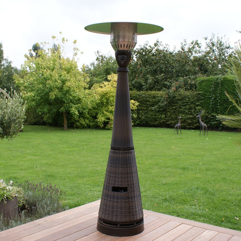Picture of: Cute Outdoor Heating Lamp