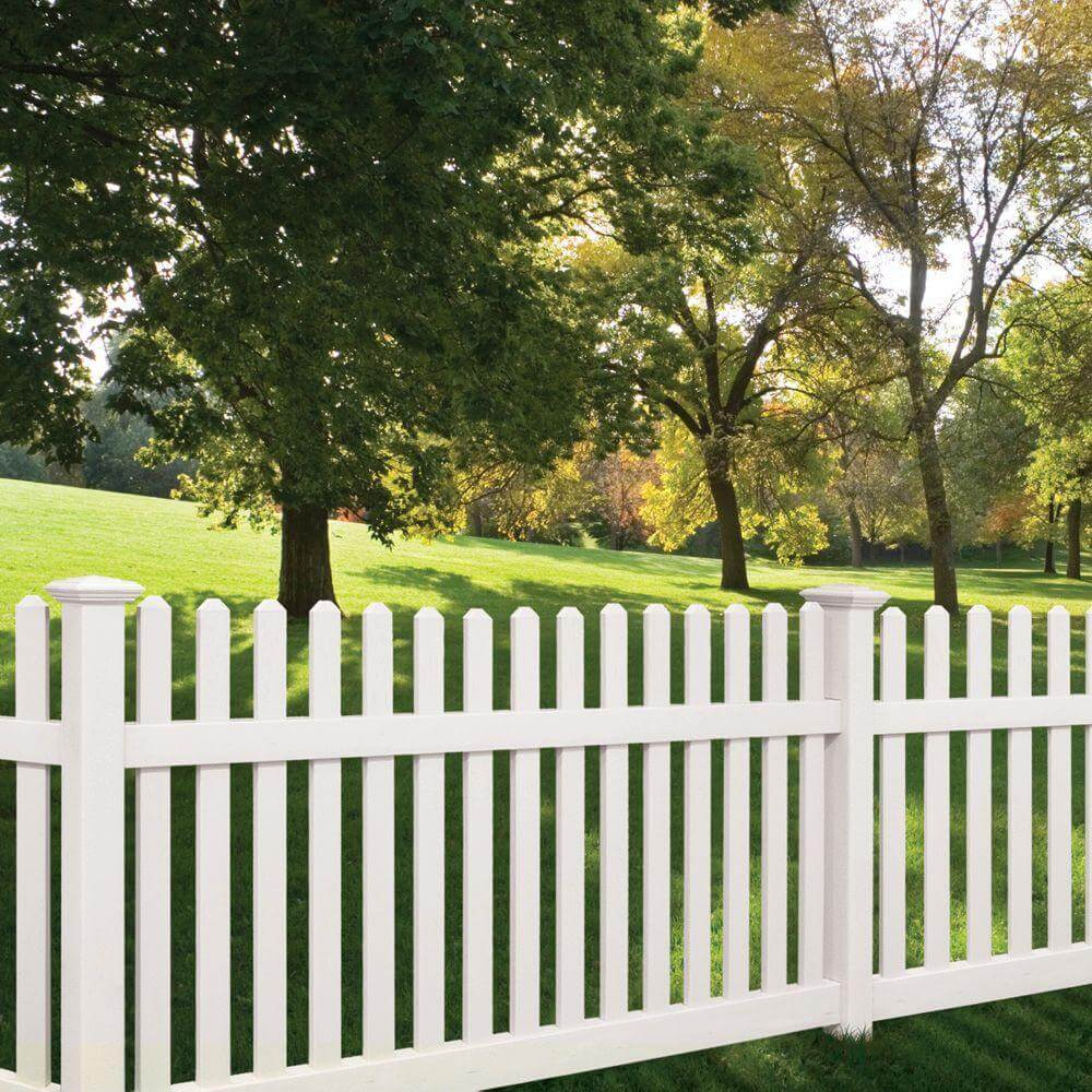 Picture of: Cute Wooden Fence Ideas