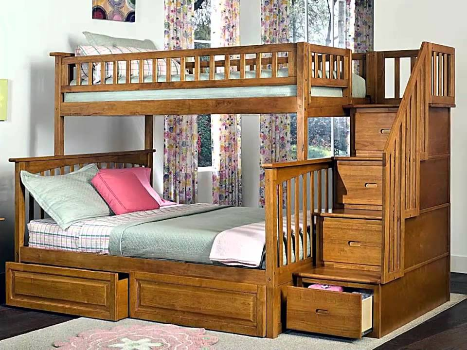 Image of: DIY Bed Frame with Storage Trend