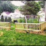 DIY Dog Fence Cheap