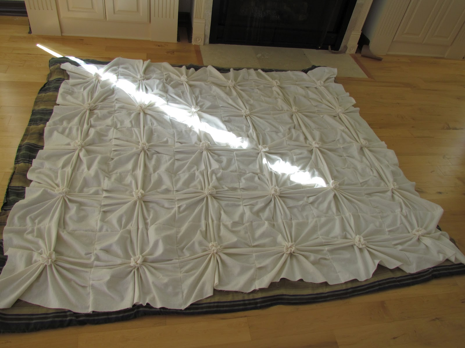 DIY Duvet Cover Beautiful