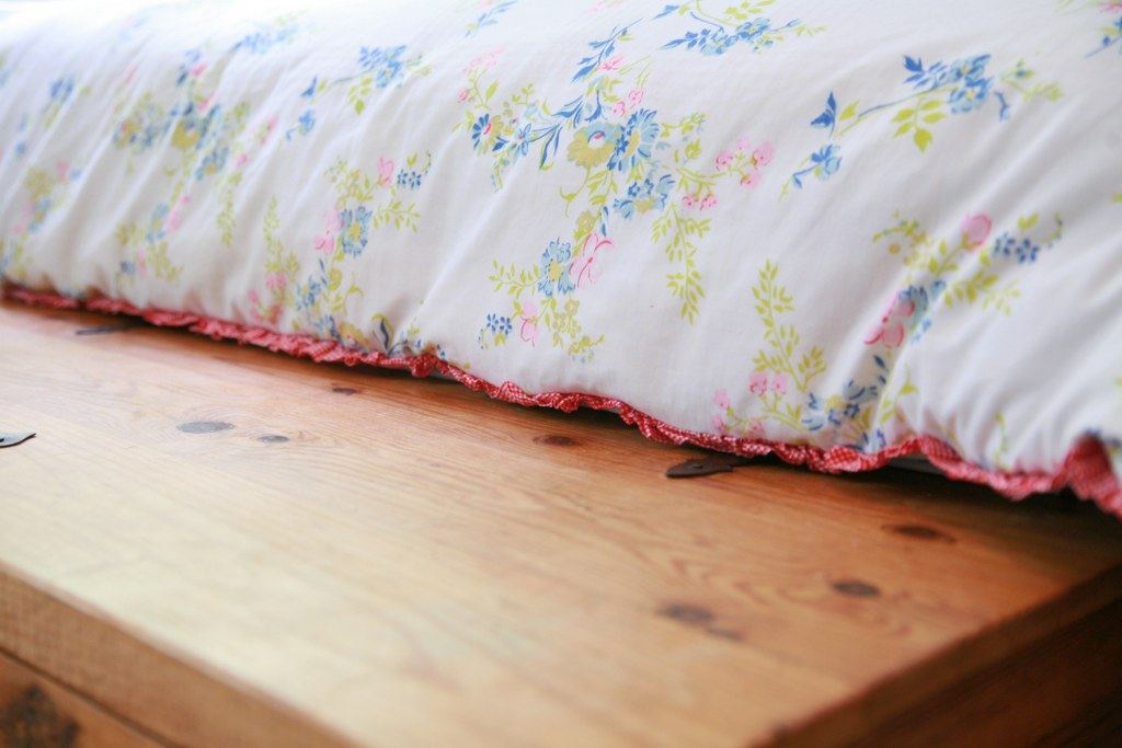 Image of: DIY Duvet Cover Design