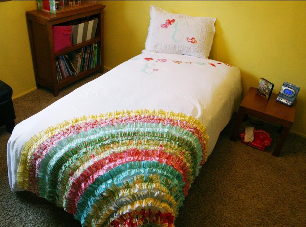 Image of: DIY Duvet Cover Idea