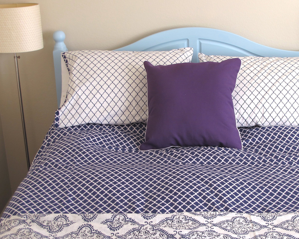 DIY Duvet Cover Ideas