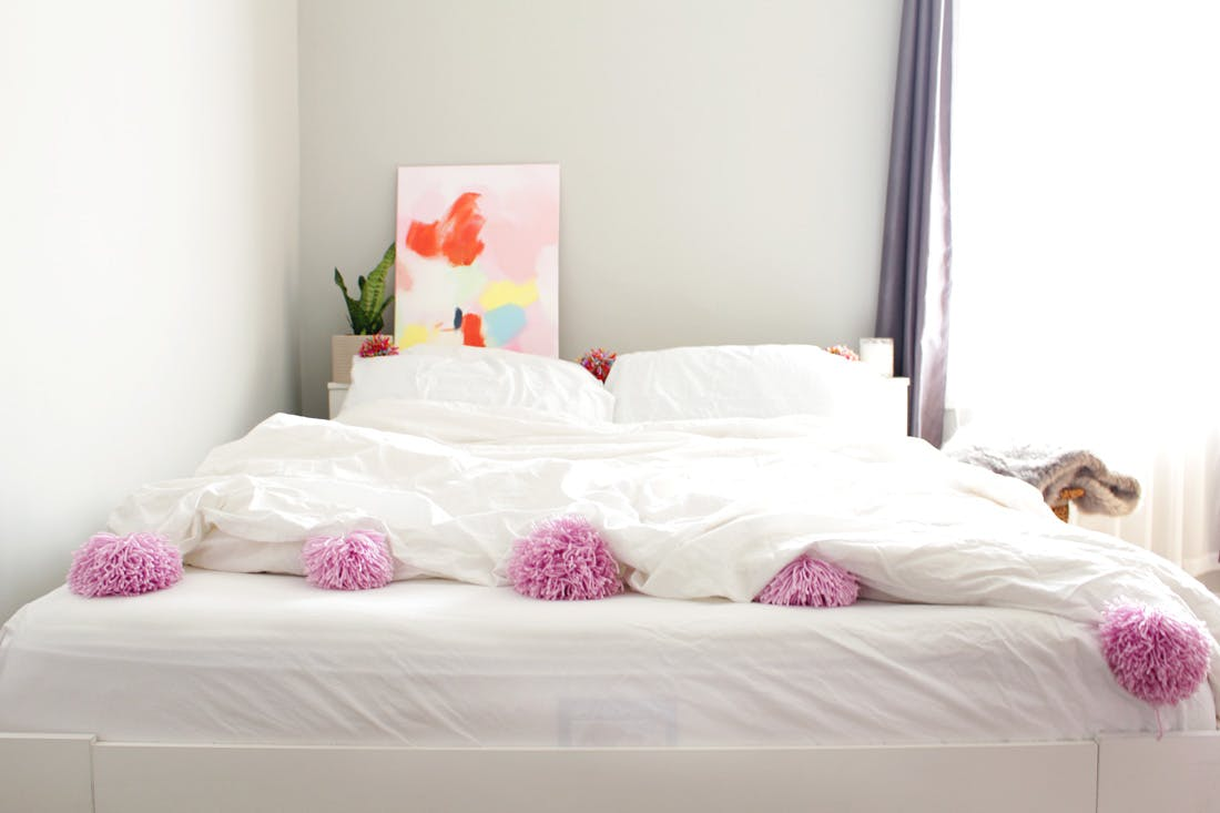Image of: DIY Duvet Cover Nice