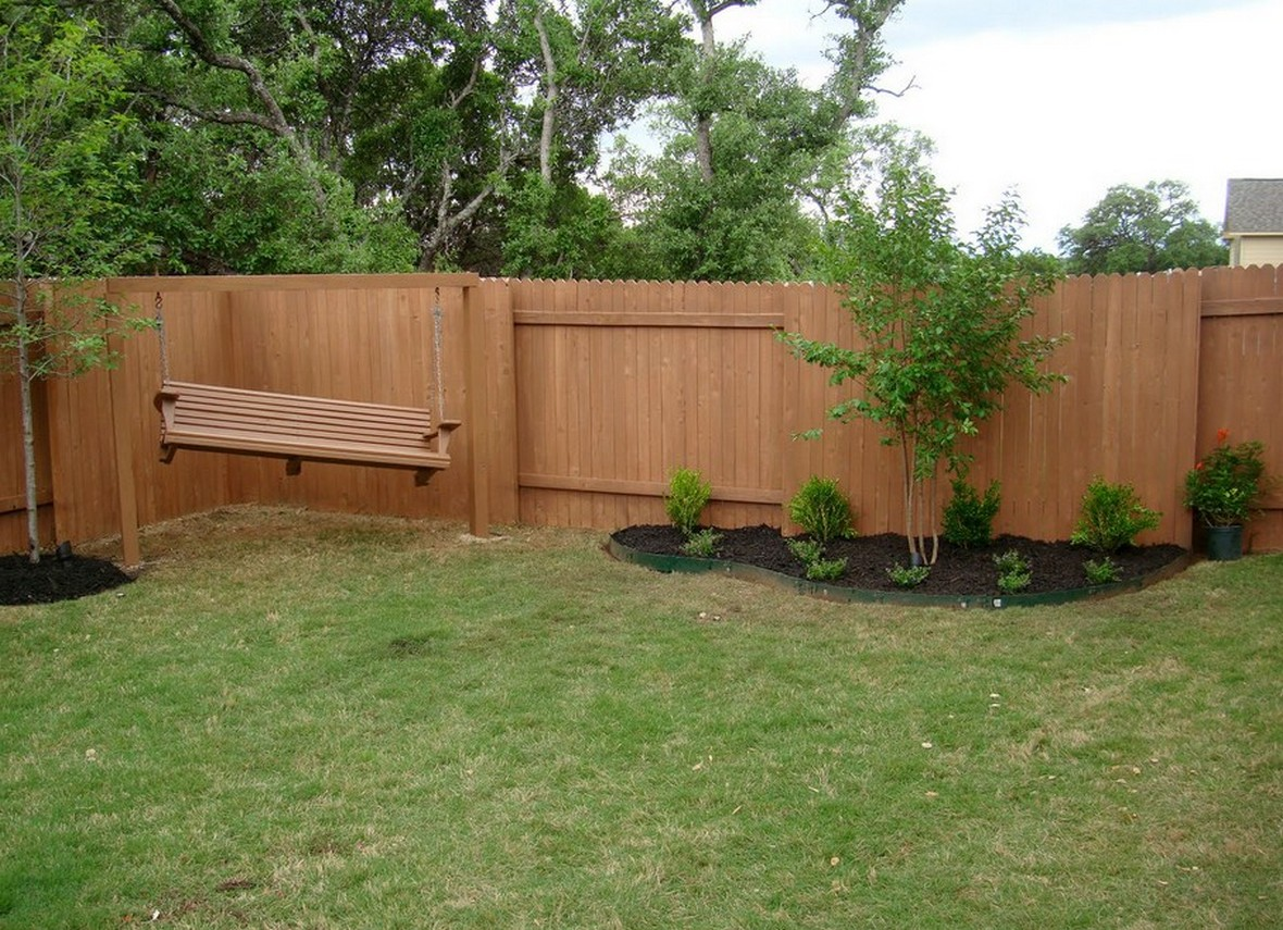 Picture of: DIY Home Fence Ideas Plan