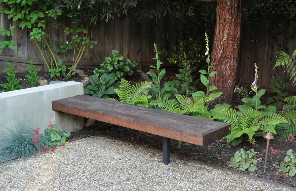 Good Weather With Good Wooden Bench Plans