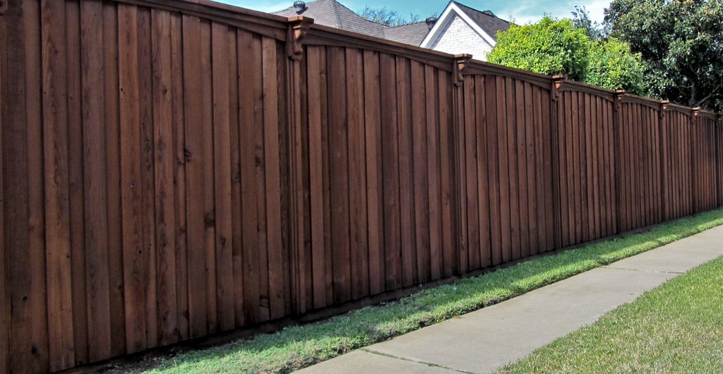 Picture of: Dark Wood Fence Stain Colors