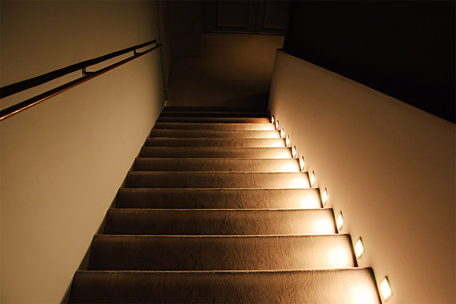 Picture of: Deck Led Step Lights Outdoor