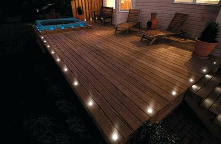 Picture of: Deck Outdoor Led Light