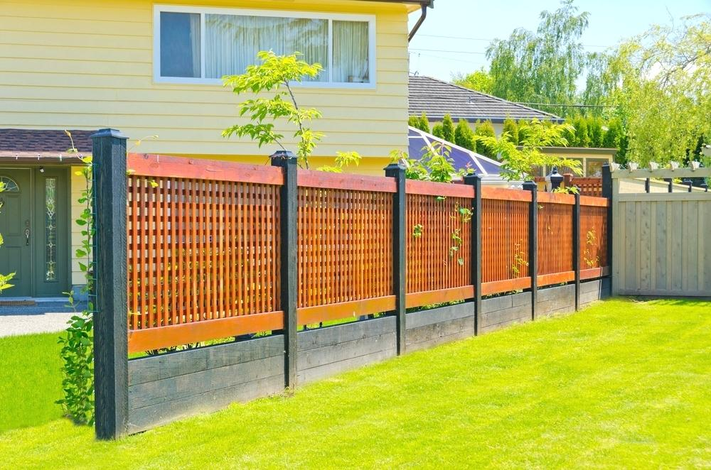 Picture of: Decorative Fence Ideas Yard