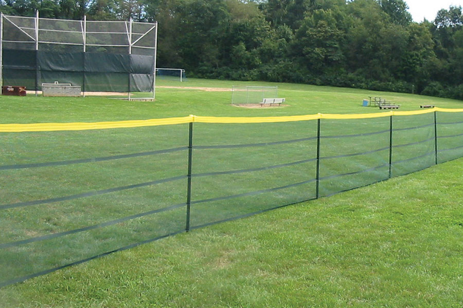 Picture of: Deluxe Portable Dog Fence