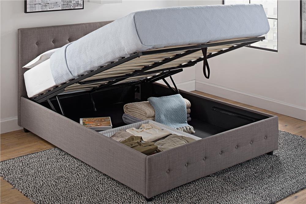 Design Hydraulic Lift Storage Bed