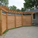 Design Lattice Fence Panels