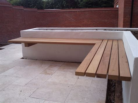 Picture of: Design Wooden Bench Seat