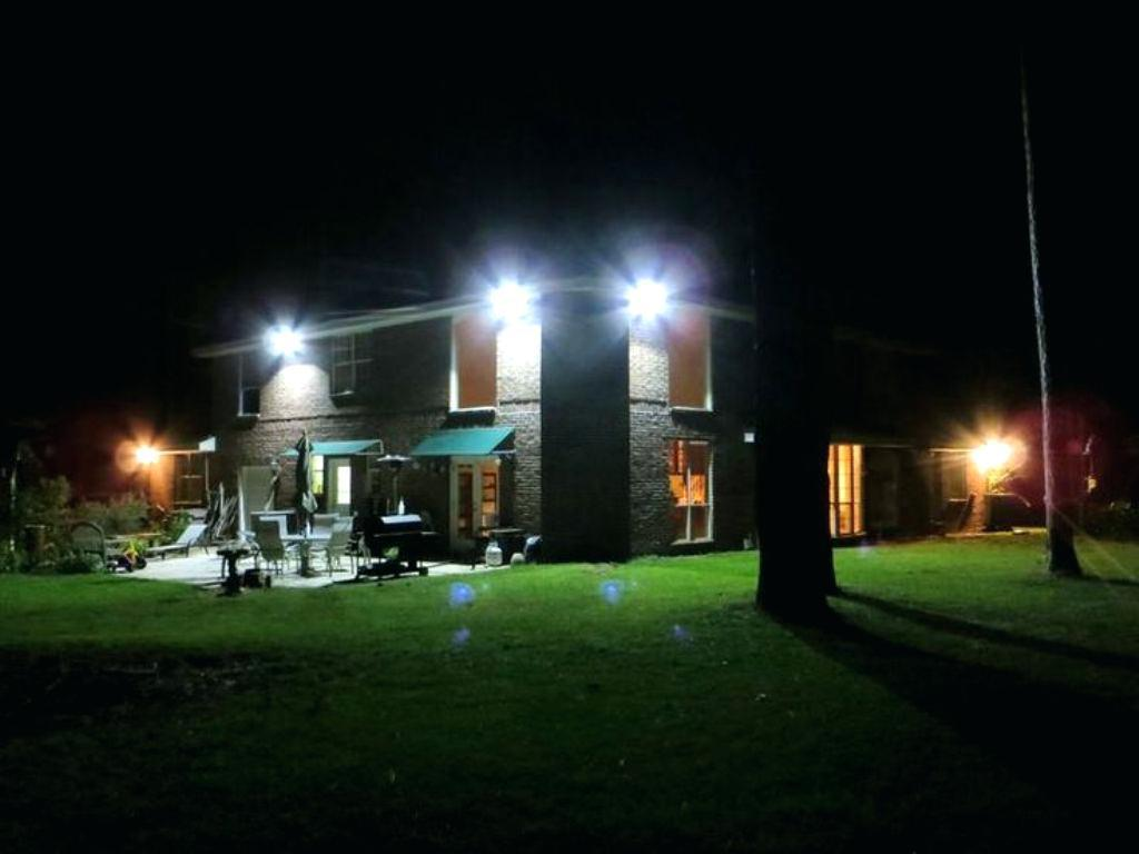 Picture of: Dimmable Outdoor LED Flood Light Fixtures