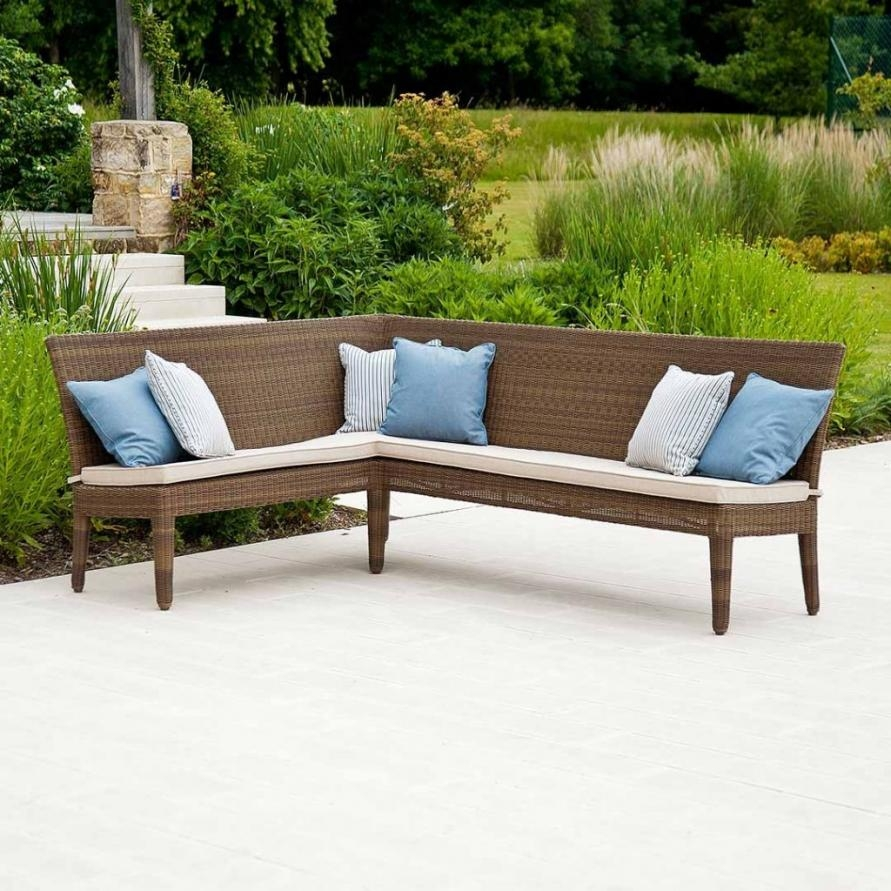 Dining Bench Cushion Outdoor
