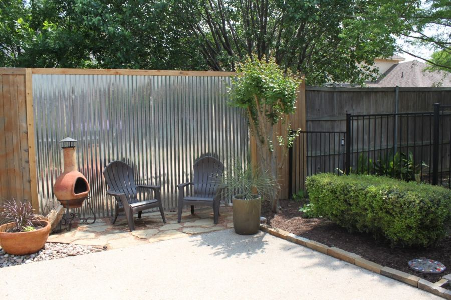 Picture of: Diy Privacy Fence Ideas Customize