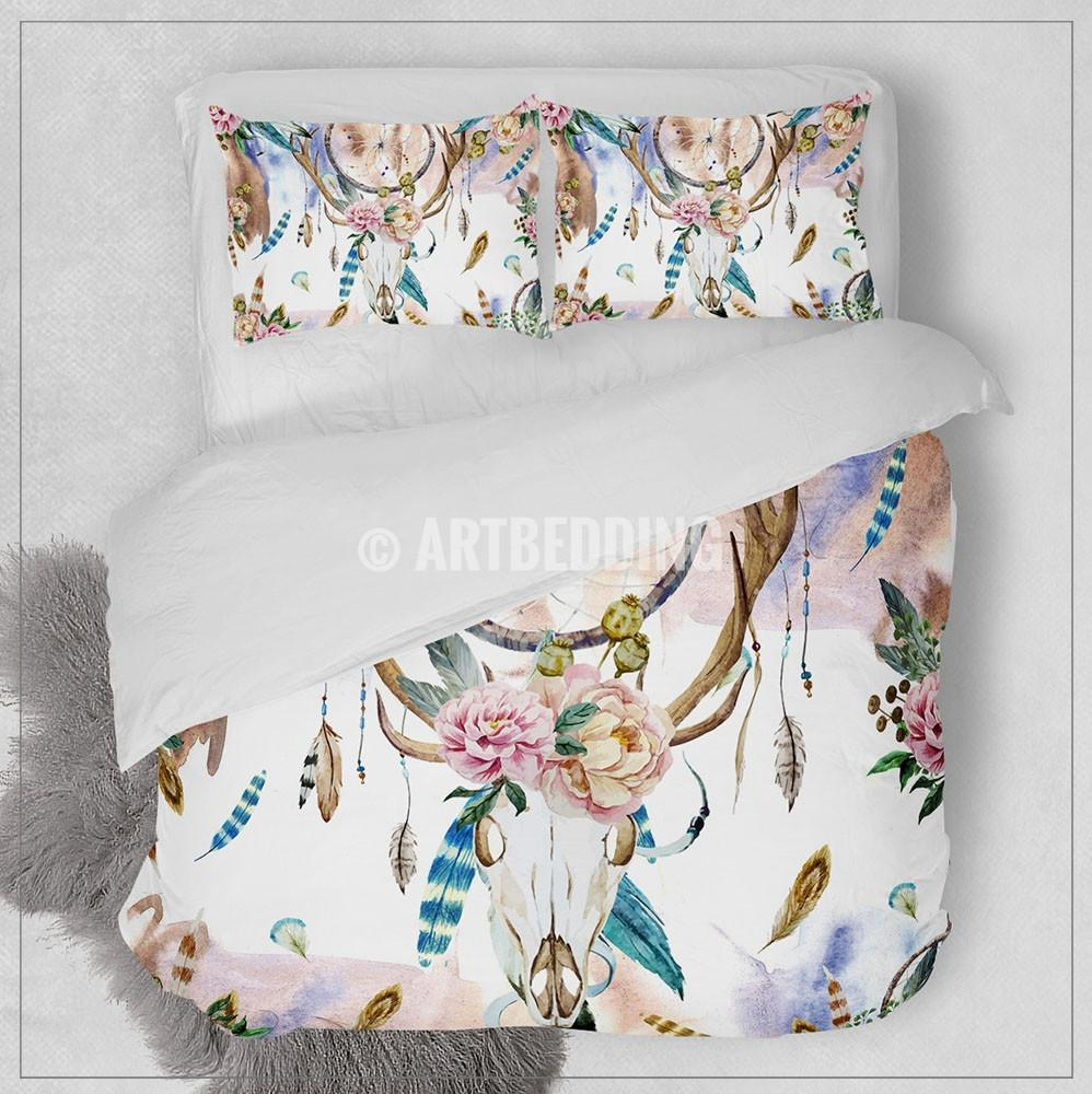 Dreamcatcher Bedding Set Boho