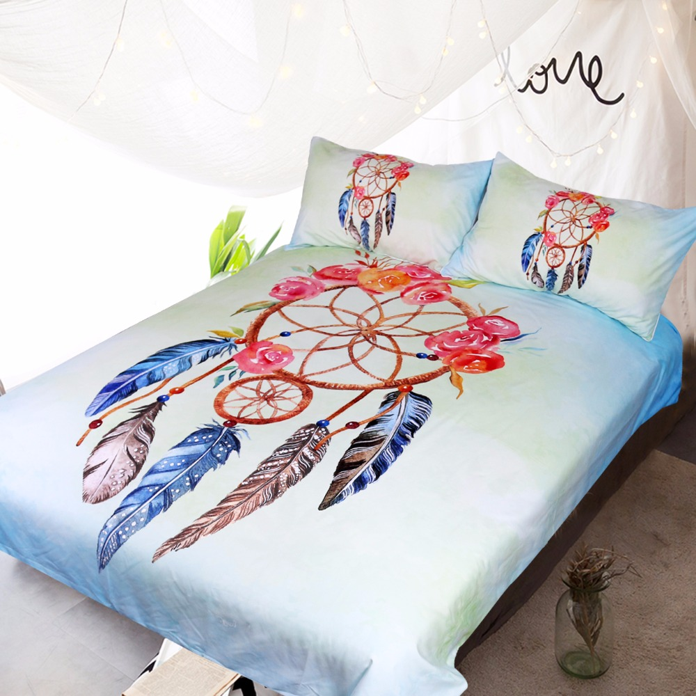 Dreamcatcher Bedding Set Small