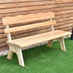 Easy Wooden Bench Seat
