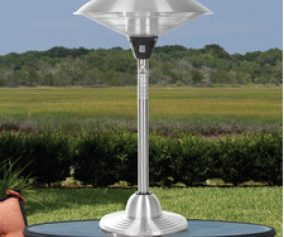 Electric Outdoor Heating Lamp