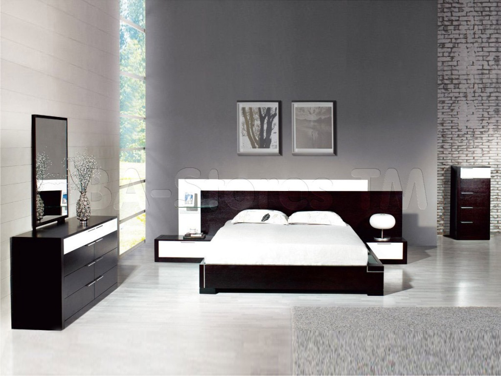 Elegant Contemporary Bedroom Sets