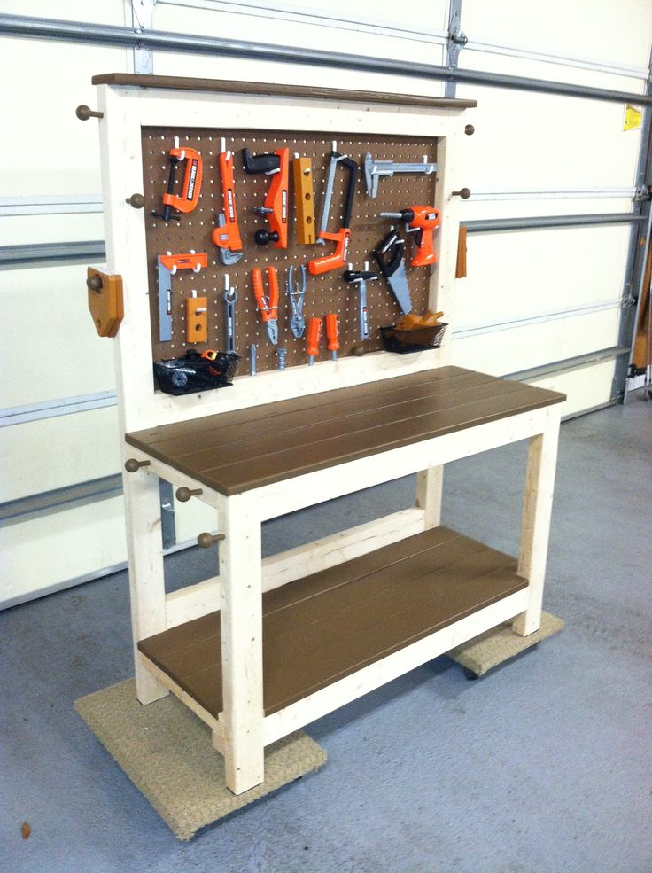 Picture of: Excellent Kids Wooden Bench