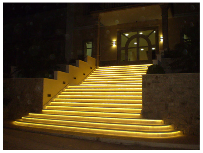 Picture of: Exterior Led Step Lights Outdoor