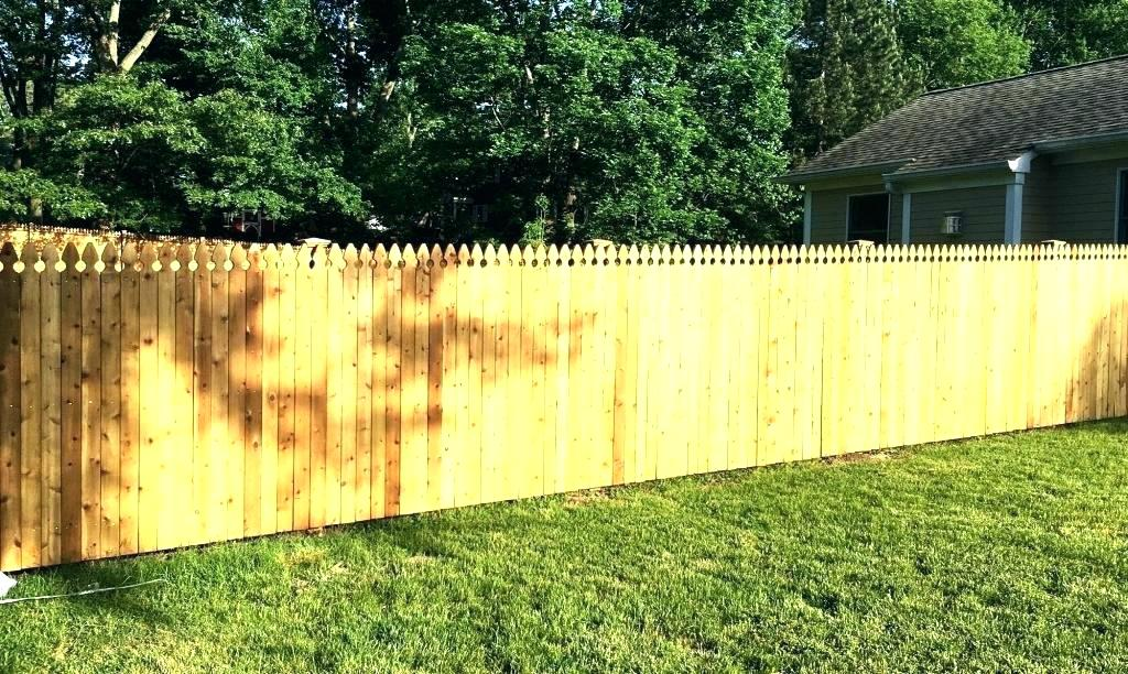 Picture of: Famous Stockade Fence Panels