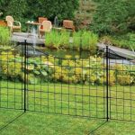 Fancy Metal Garden Fencing