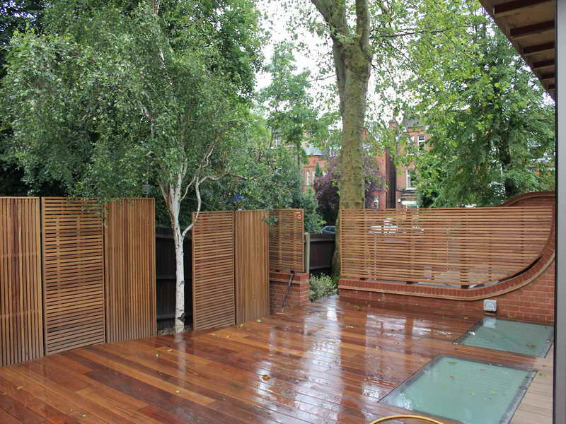 Picture of: Fancy Privacy Fence Ideas For Backyard