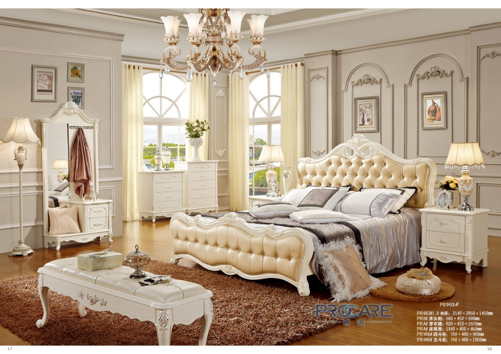 Full Of Charm Royal Furniture Bedroom Sets