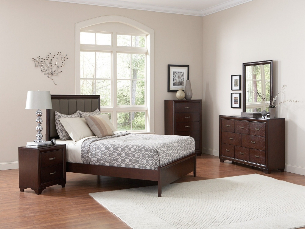 Image of: Fine Coaster Furniture Bedroom Sets