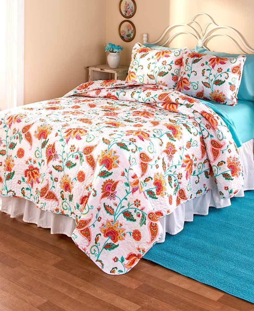 Image of: Flower Hippie Bedding Sets