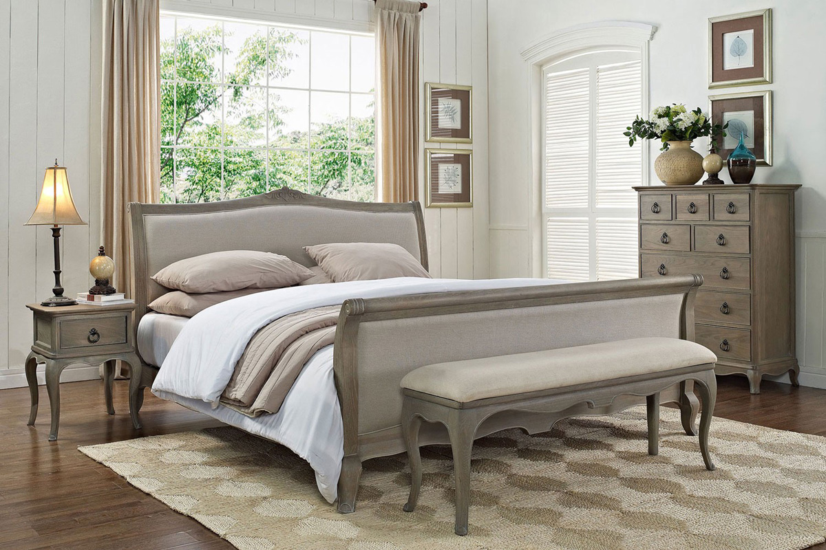 Image of: French Bedroom Set King Size